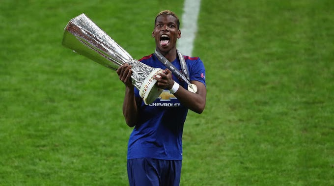 We won three trophies – Pogba dismisses United critics