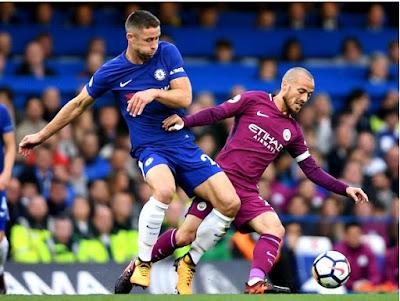 Highlight Chelsea 0-1 Manchester City, 30 September 2017