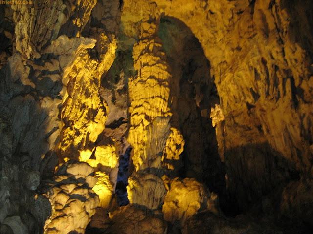 Hình ảnh đẹp về Ninh Bình - danh lam thắng cảnh, động Vân Trình
