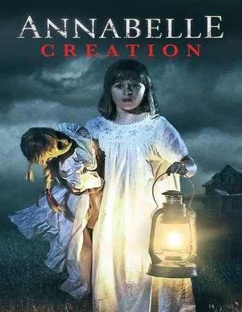 Annabelle Creation 2017 English 720p BluRay 850MB ESubs