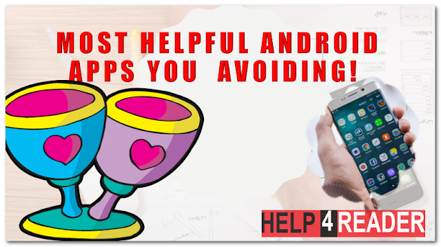 Most helpful android apps