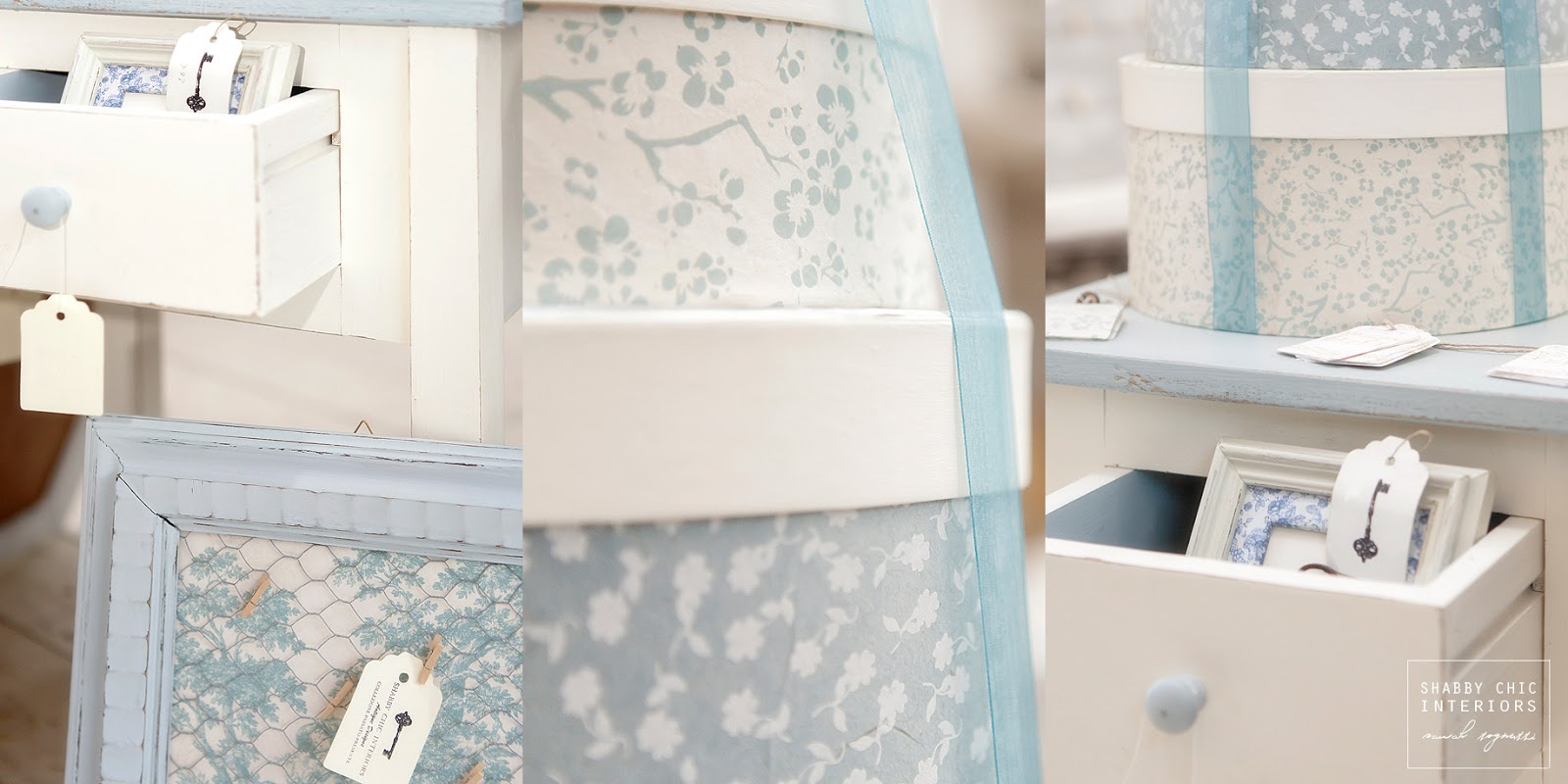 Corsi prima dell\'estate - Shabby Chic Interiors