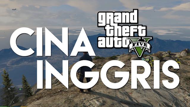 Mengubah Grand Theft Auto V dari Bahasa Cina ke Bahasa Inggris!