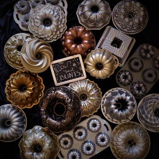 Mis moldes Nordic Ware