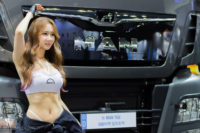 Người đẹp Han Chae Yee tại Seoul Motor Show 2017 (123 ảnh)