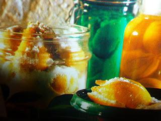 Cucina marocchina - limoni sotto sale