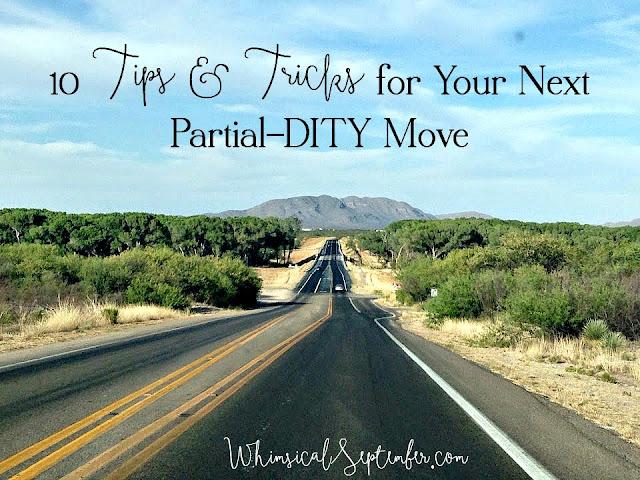 Partial DITY Move
