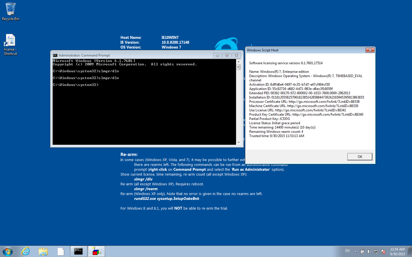 Windows command prompt nmap -  From The Windows Command Prompt Cmd Exe Which Must Be Run As Administrator I Expected To See That I Would Be Given 90 Additional Days Of Use