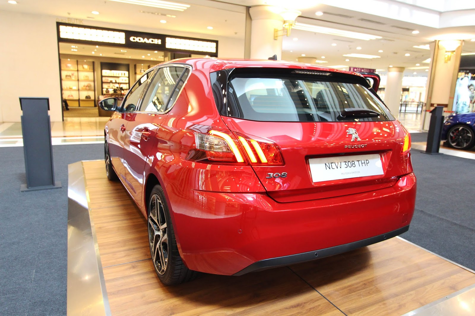 Motoring-Malaysia: Nasim Rolls Out The Facelifted Peugeot ...