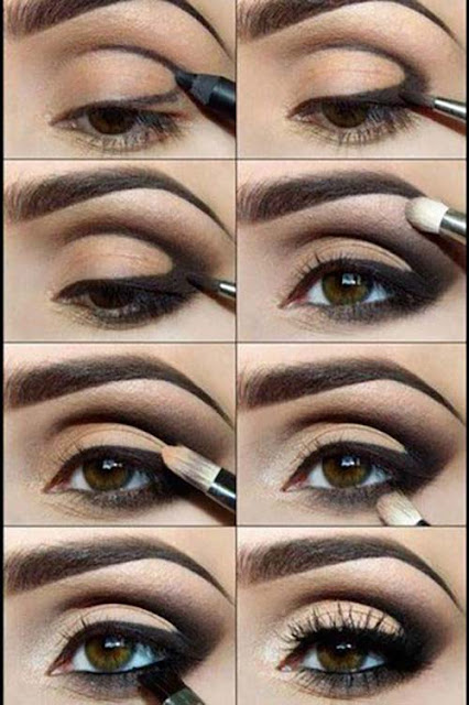 eye makeup tutorial step by step