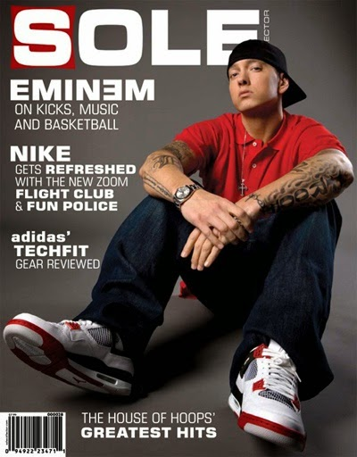 Eminem in the Media: Sole Collector 2009