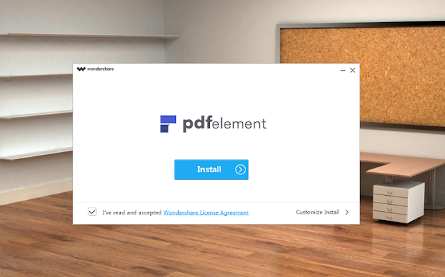 Install Download PDFelement 6 Professional