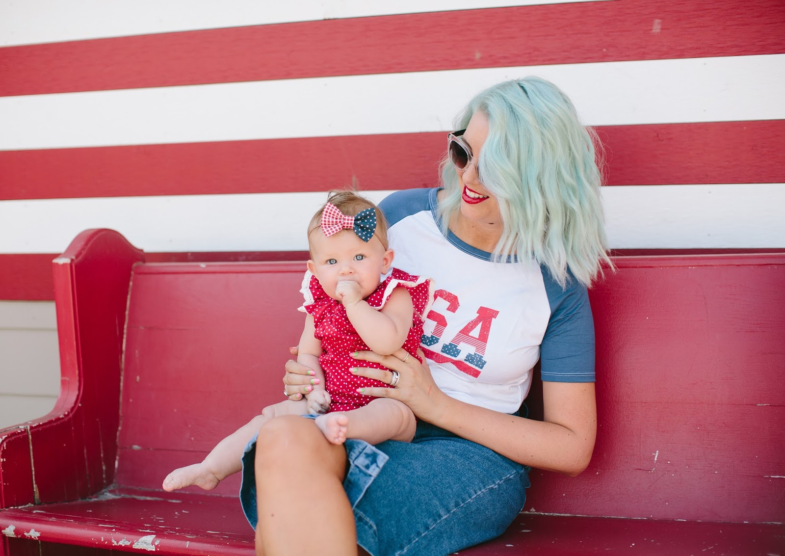 Lunaby Baby, Utah Fashion Blogger