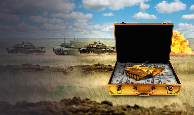 Миллионы на войне: под грифом секретности в оборонном секторе скрываются многомиллионные махинации