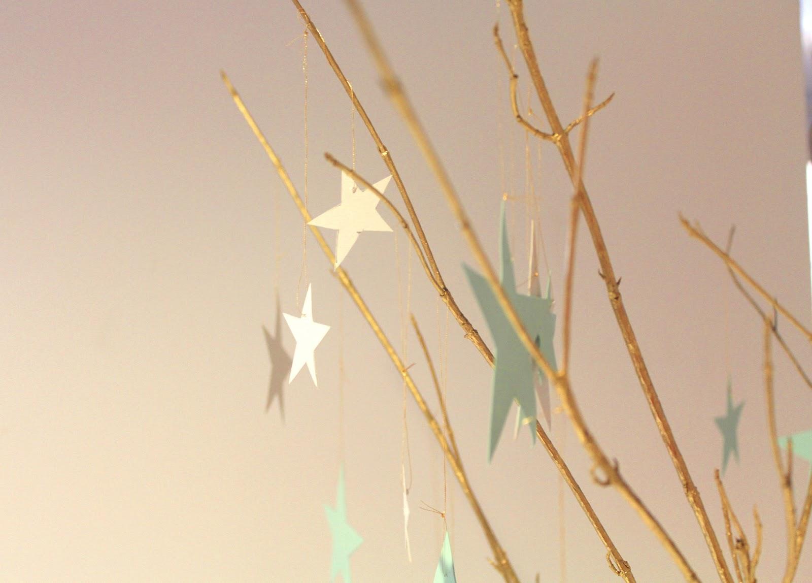 Nest: DIY Wedding Series: Stars Wishing Tree