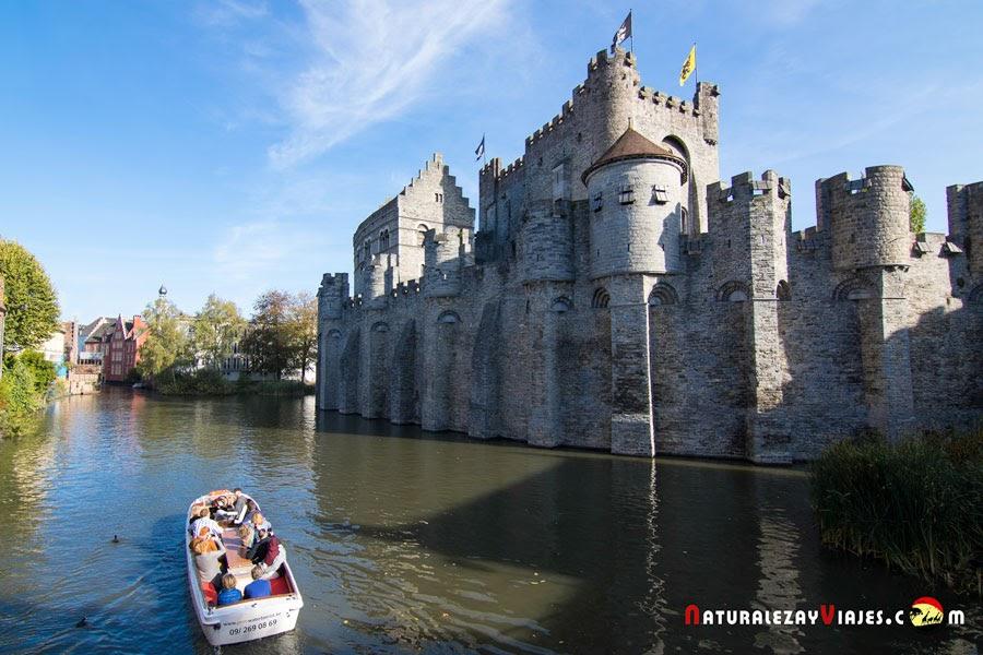 Gravensteen, el Castillo de los Condes