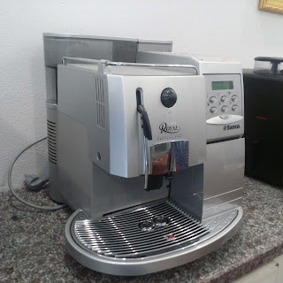 Máy pha cà phê Saeco Royal Cappuccino đã qua sử dụng