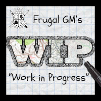 "My ""Work-In-Progress"" Wizard's Tower"