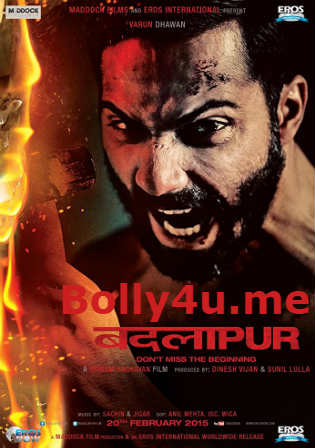 Badlapur 2015 WEB-DL 950MB Full Hindi Movie Download 720p Watch Online Free bolly4u
