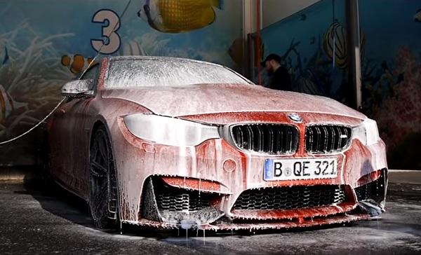 BMW M4 preparado video