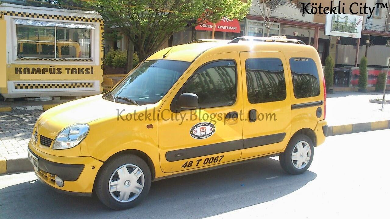 Kampüs Taksi Durağı Kötekli Menteşe Muğla