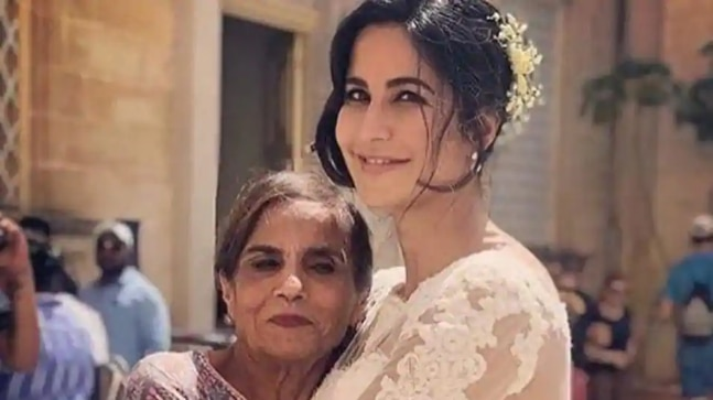 Katrina and salma khan