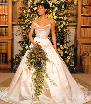 Celebrity Wedding Hairstyles Fashion In Wedding