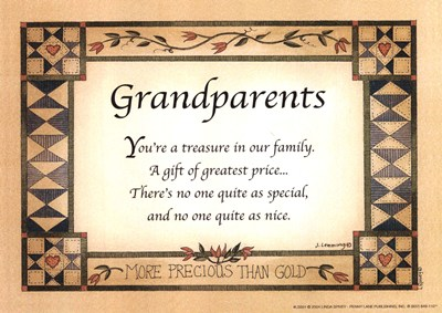 Quotes And Sayings About Grandparents. QuotesGram