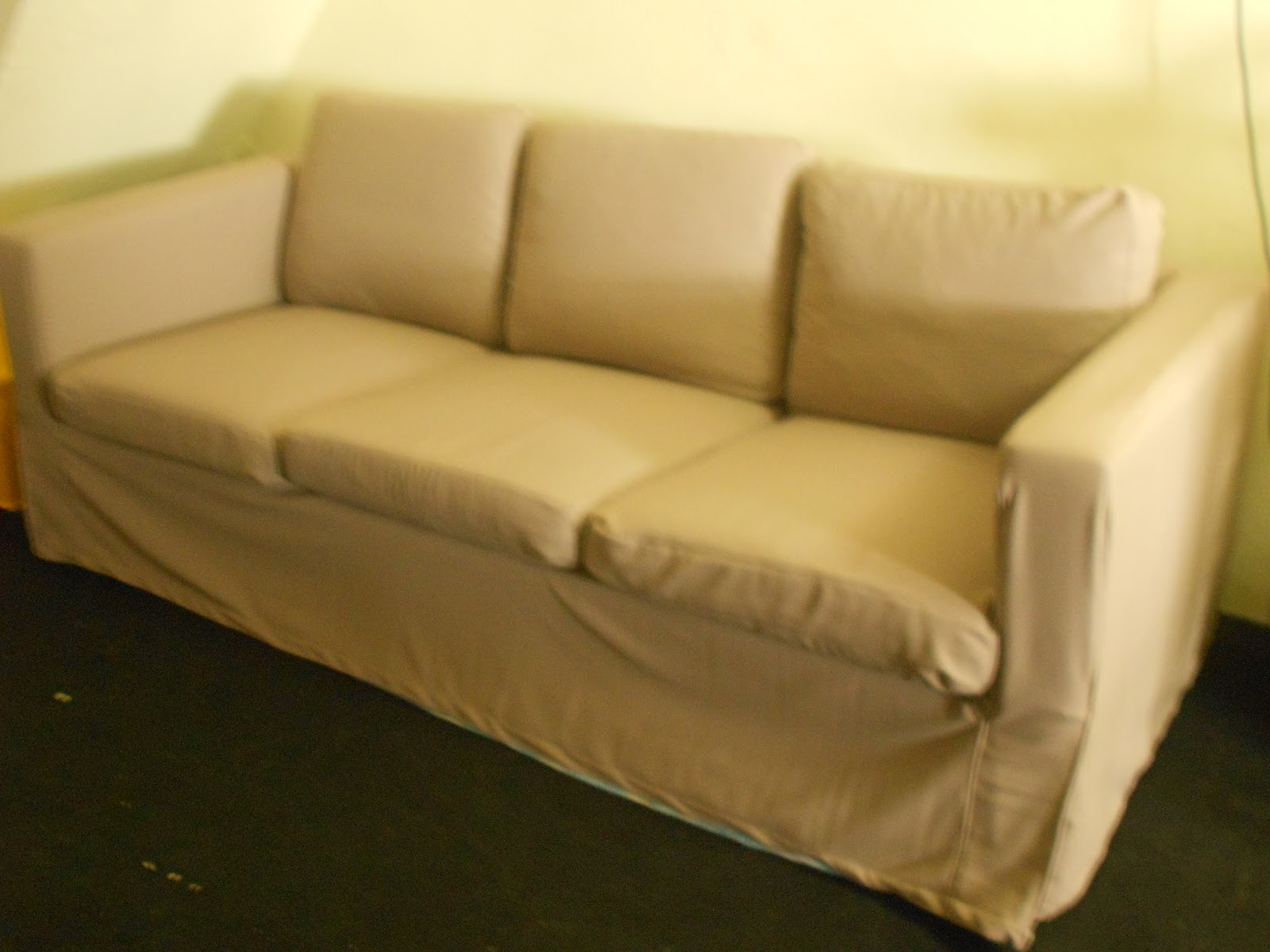 yuhmico DIY Sofa Slip Cover