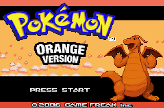 pokemon orange version