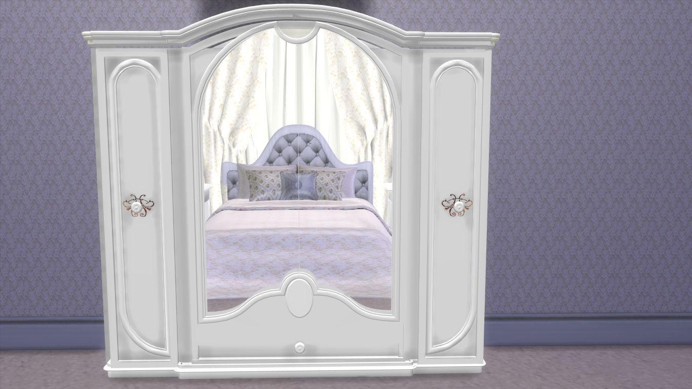 Sims 4 Furniture Download Modern Luxury Bedroom Furniture Set