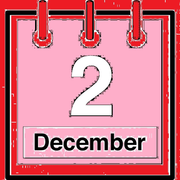 History of December 2-Important Events,Festivals,Born and Deaths of famous People