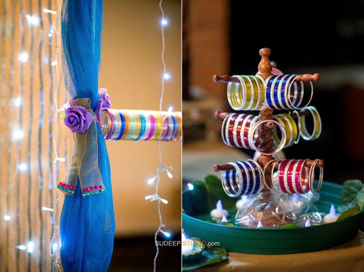 Indian Baby Shower Party Decorations Bangle ceremony - SudeepStudio.com Ann Arbor Event Photographer