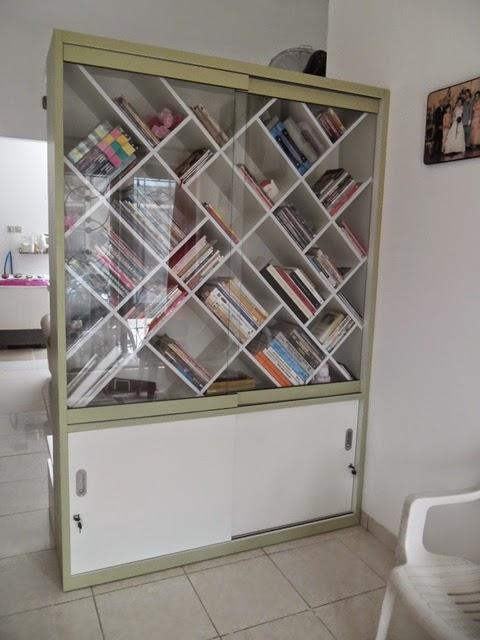 Rak File Tertutup  Custom Furniture Semarang  Rak File
