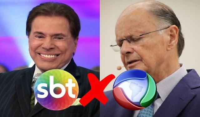 SBT-Silvio Santos pode comemorar vitória histórica pra cima de Edir Macedo e Record; entenda