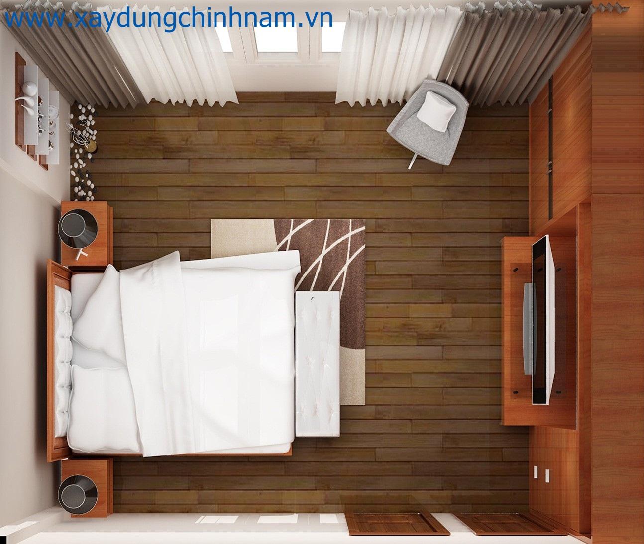 Nội thất phòng ngủ một số nhà tại Biên Hoà Đồng Nai