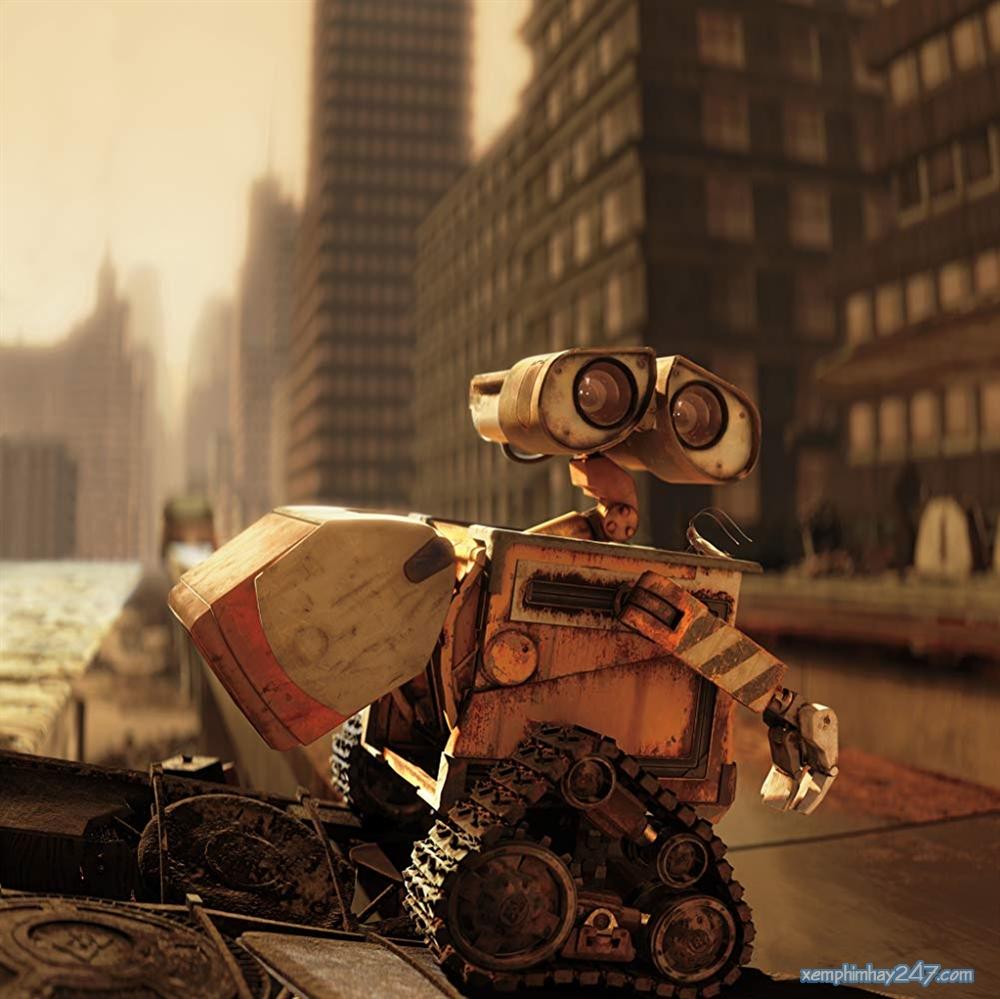 http://xemphimhay247.com - Xem phim hay 247 - Robot Biết Yêu (2008) - Wall·e (2008)