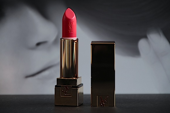 ysl yves saint laurent rouge pur couture 52 rouge rose rosy coral test avis