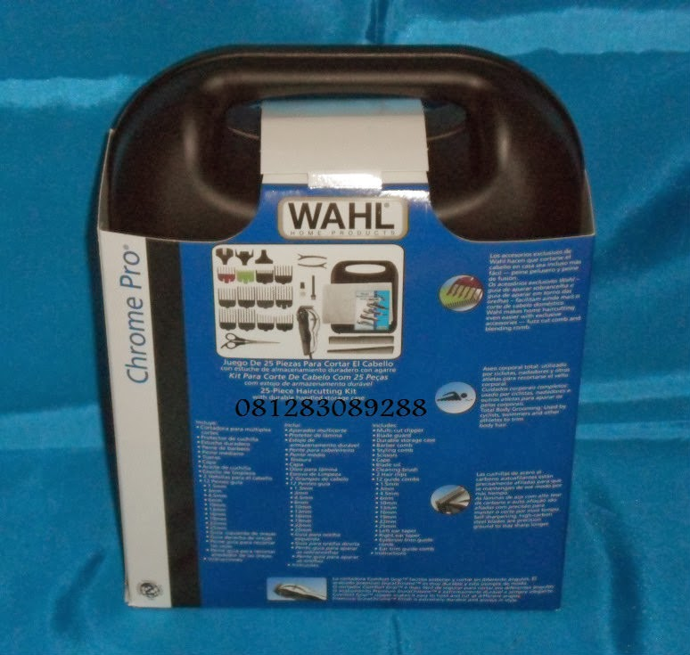 Wahl+Chrome+pro+made+in+USA+