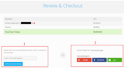 Cara Mudah Mengganti Blogspot Dengan Domain TLD Gratis dari Freenom