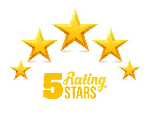 Hướng dẫn tạo đánh giá bài viết 5 sao (Five Star Ratings) cho Blogspot