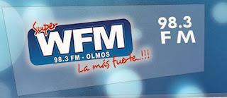 radio super wfm olmos