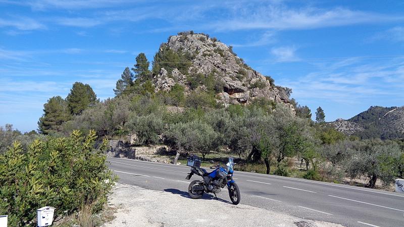 CASTILLO DE AZABRAS (FONTILLES)