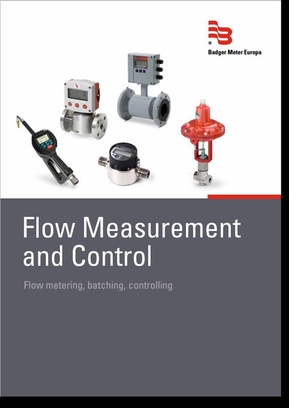 New Badger Meter General Catalogue | Bell Flow Blog