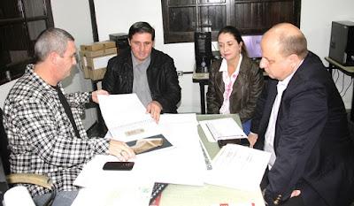 Secretário de Turismo do Estado anuncia apoio à construção do centro de eventos e revitalização do antigo porto da balsa