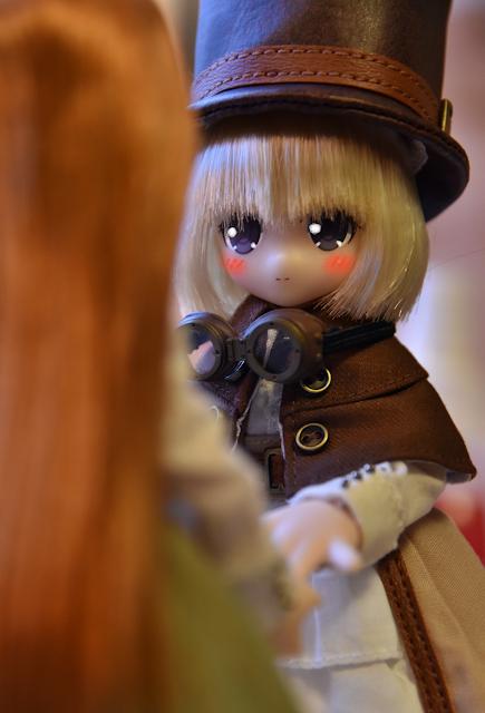 azone doll picconeemo d riam lil fairy