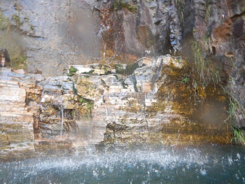Cânions do Lago de Furnas em Capitólio