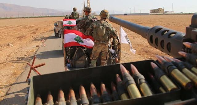 القضاء على 8 مسلحين بينهم إسكوبارأخطر تجار مخدرات قرب الحدود السورية