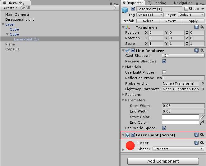 Custom inspector - Coding With Unity