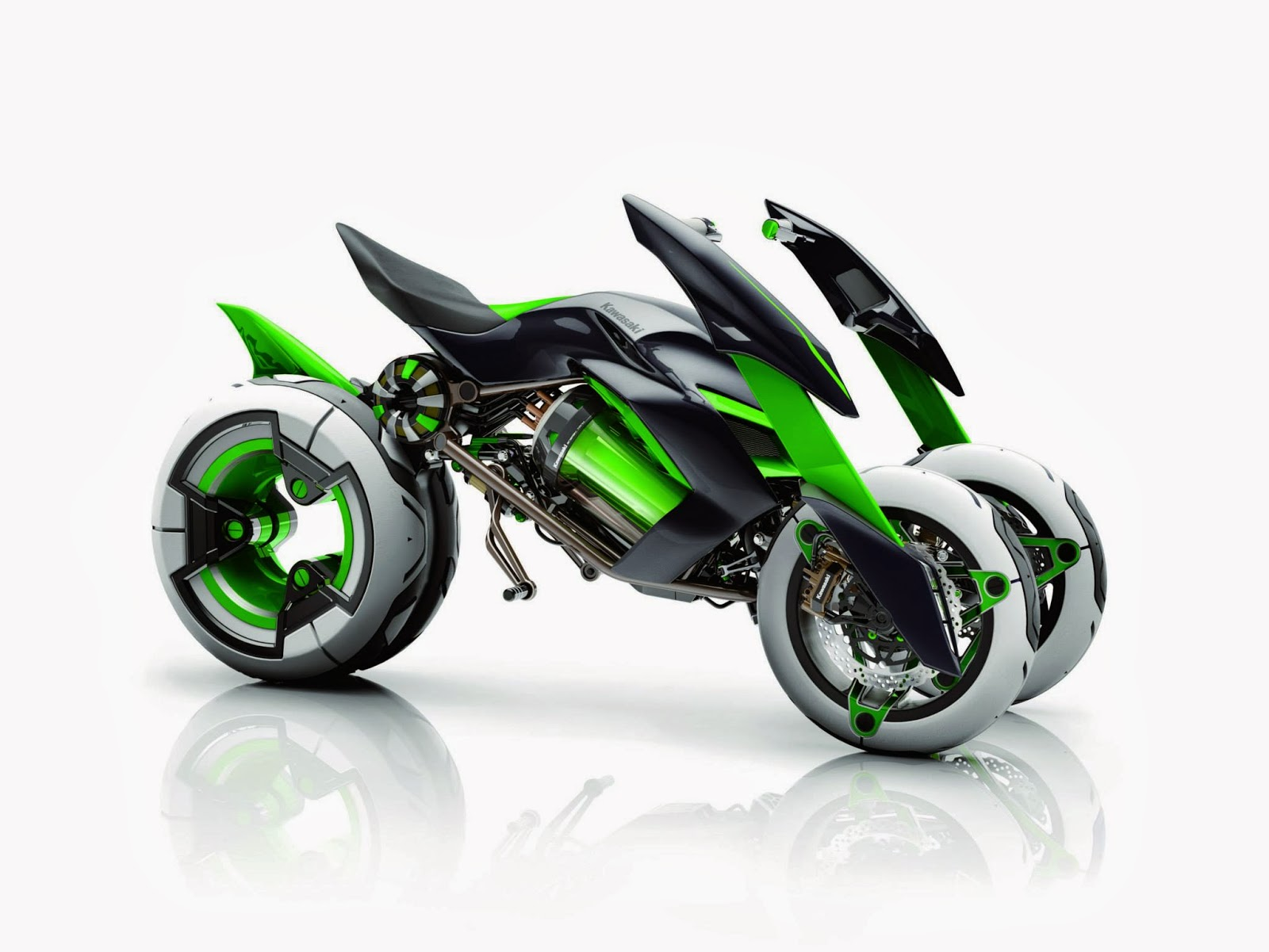 Planet Japan Blog: Kawasaki J Concept @ Tokyo Motorcycle ...